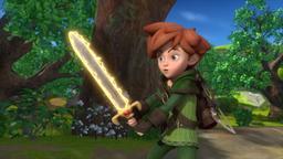 La leggenda di Excalibur