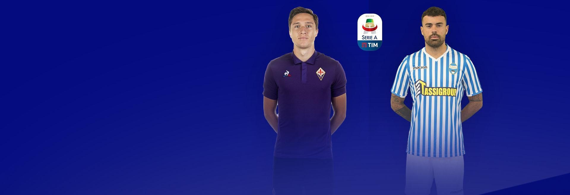 Fiorentina - Spal. 5a g.