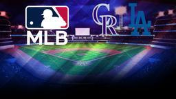 Colorado - LA Dodgers