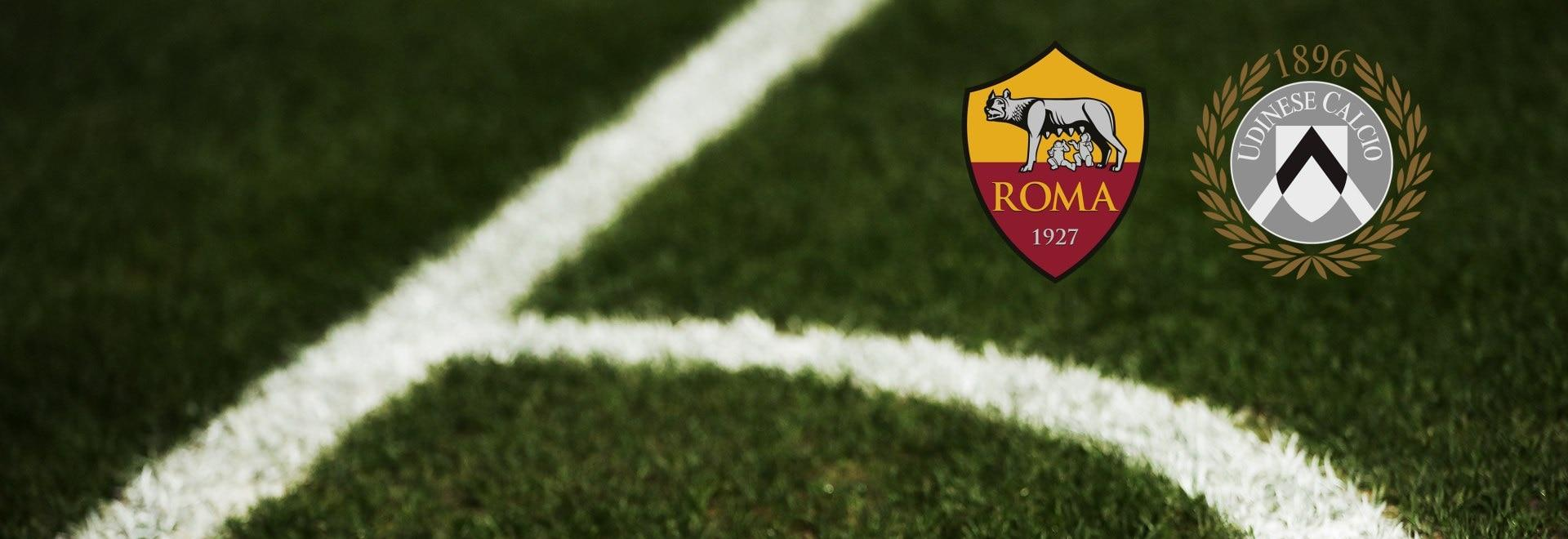 Roma - Udinese. 22a g.