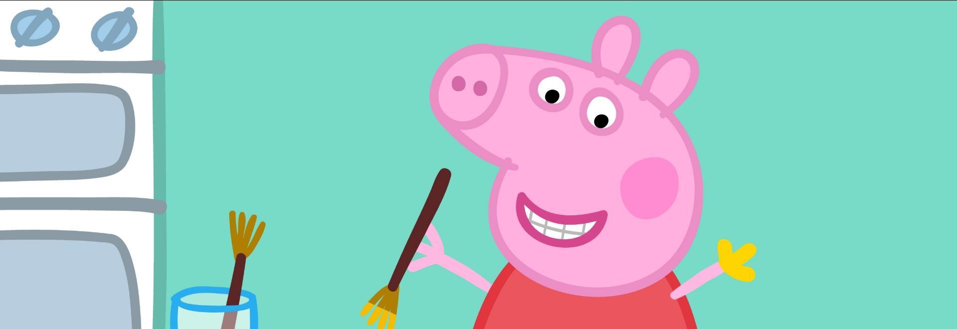 Il compleanno di Papà Pig