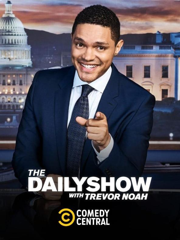 S26 Ep96 - The Daily Show