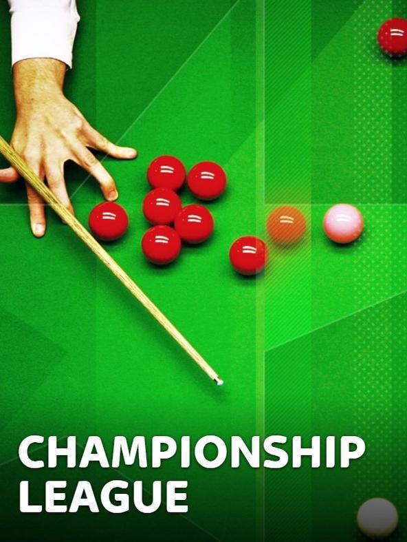 Snooker: Championship League  (live)