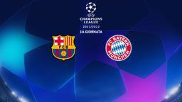 Barcellona - Bayern Monaco