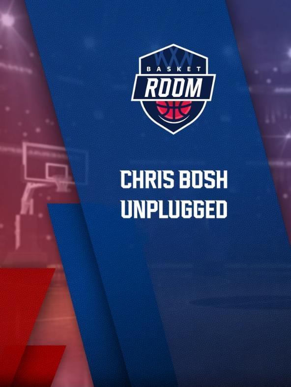 S2021 Ep5 - Basket Room : Chris Bosh - Unplugged