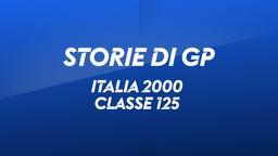 Italia, Mugello 2000. Classe 125