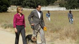 Il sig. Monk e il cane