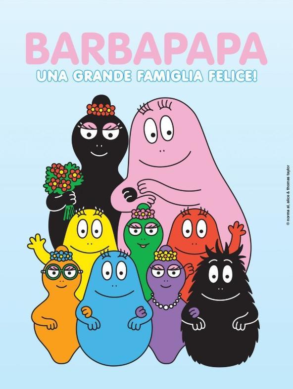 S1 Ep9 - Barbapapa' - Una grande famiglia felice!