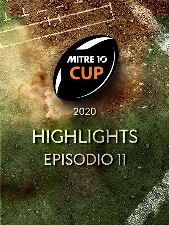 Rugby: Highlights Mitre Ten Cup