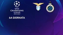 Lazio - Club Brugge. 6a g.