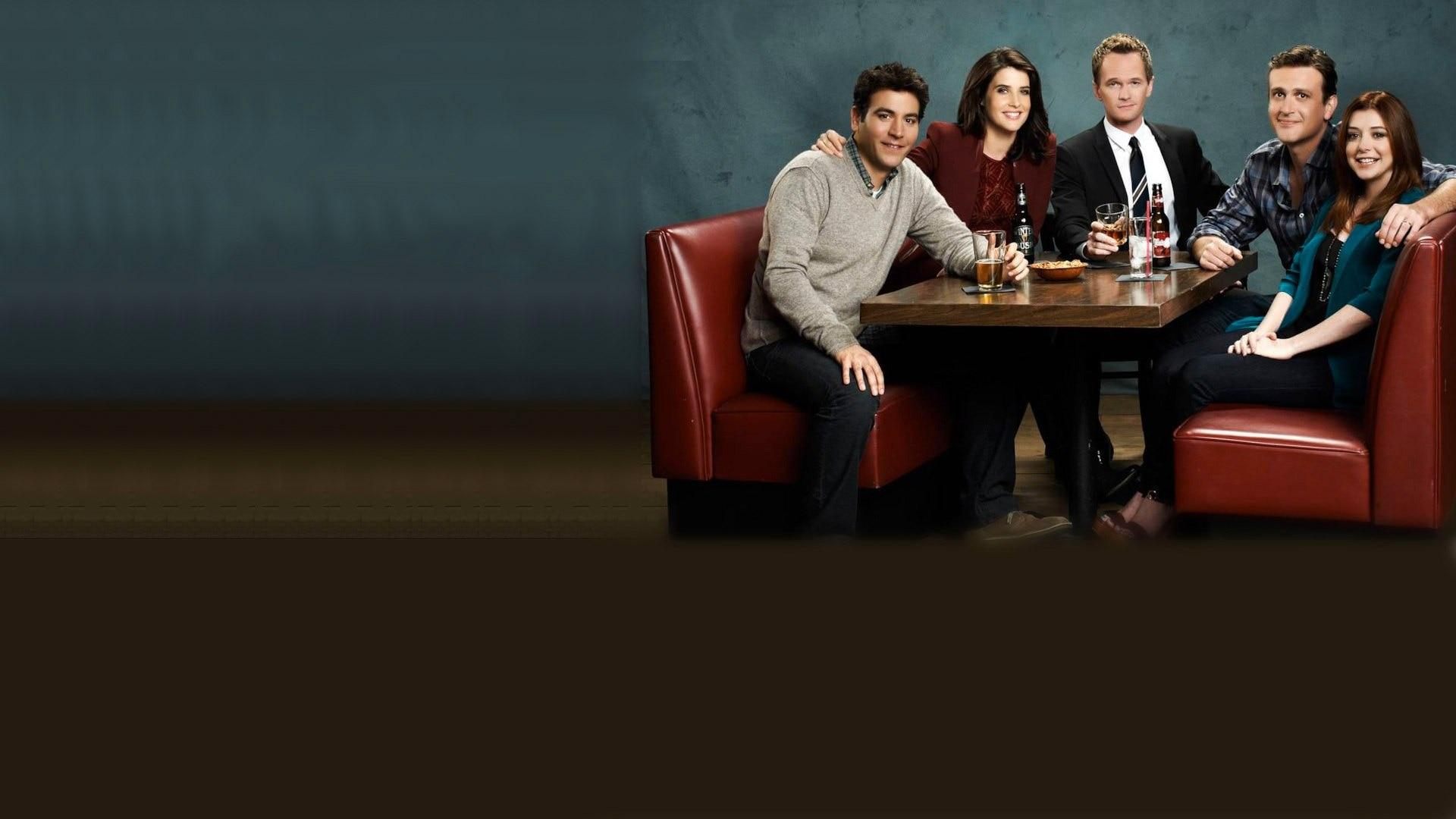 Comedy Central How I Met Your Mother