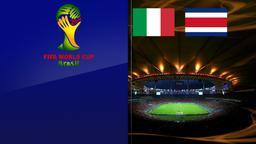 Italia - Costa Rica. Gruppo D. 2a giornata