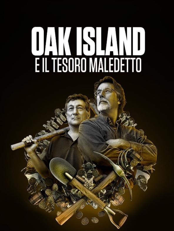 Oak Island e il tesoro maledetto - 1^TV
