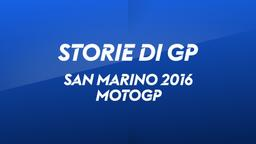 San Marino, Misano 2016. MotoGP