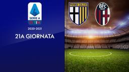 Parma - Bologna. 21a g.