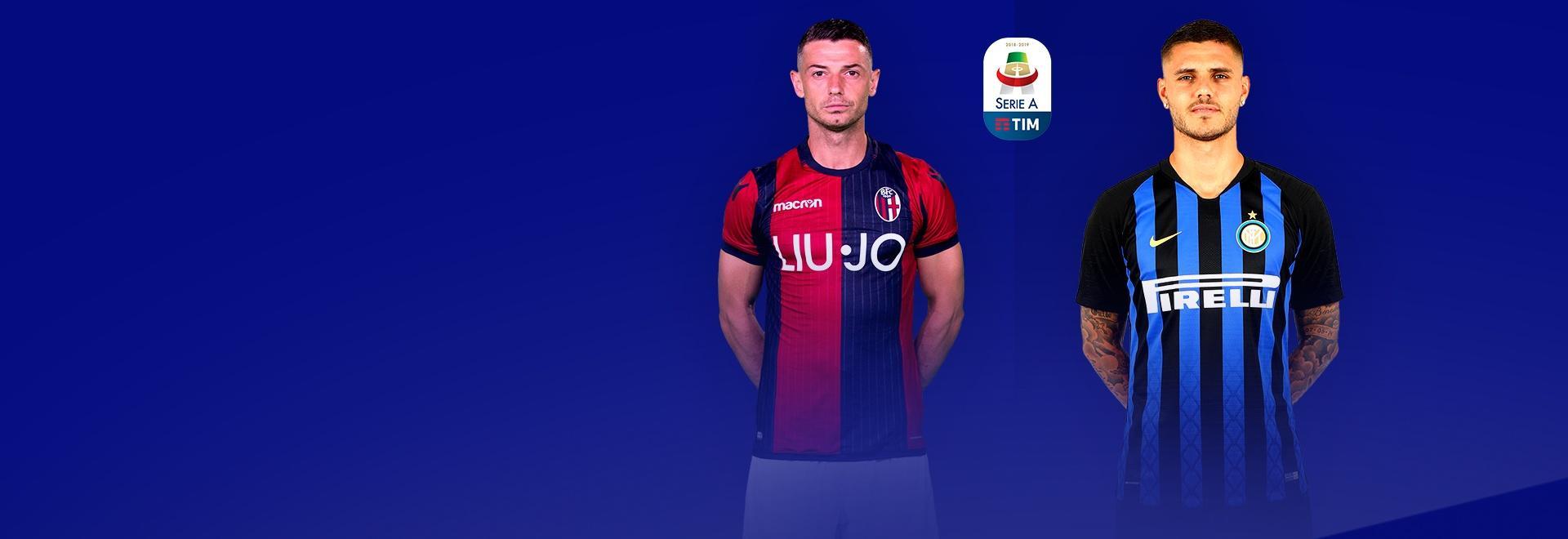 Bologna - Inter. 3a g.