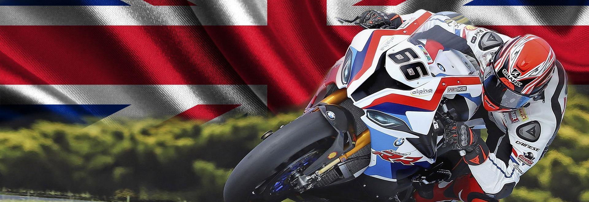 Gran Bretagna. Race 1