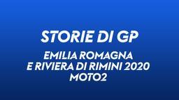 Emilia Romagna e Riviera di Rimini 2020. Moto2