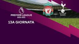 Liverpool - Tottenham. 13a g.
