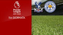 Crystal Palace - Leicester City. 11a g.