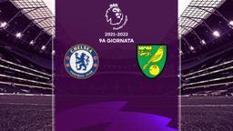 Chelsea - Norwich City