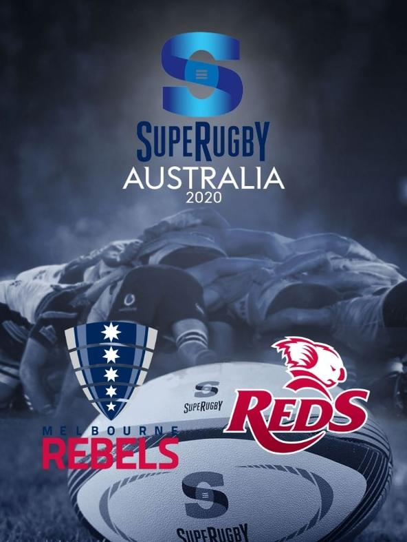 Rugby: Rebels - Reds