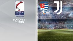 Pro Patria - Juventus U23. Playoff 1° turno