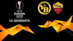 Young Boys - Roma. 1a g.