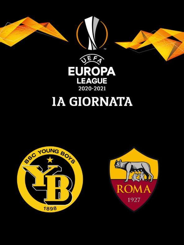 Young Boys - Roma     (diretta)