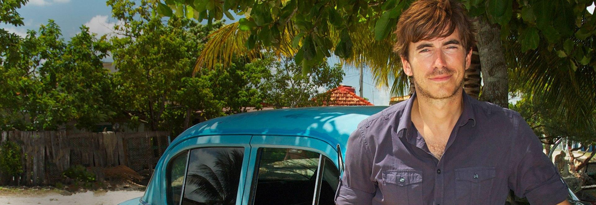 RED - I viaggi di Simon Reeve: A Cuba