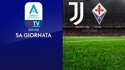 Juventus - Fiorentina. 5a g.