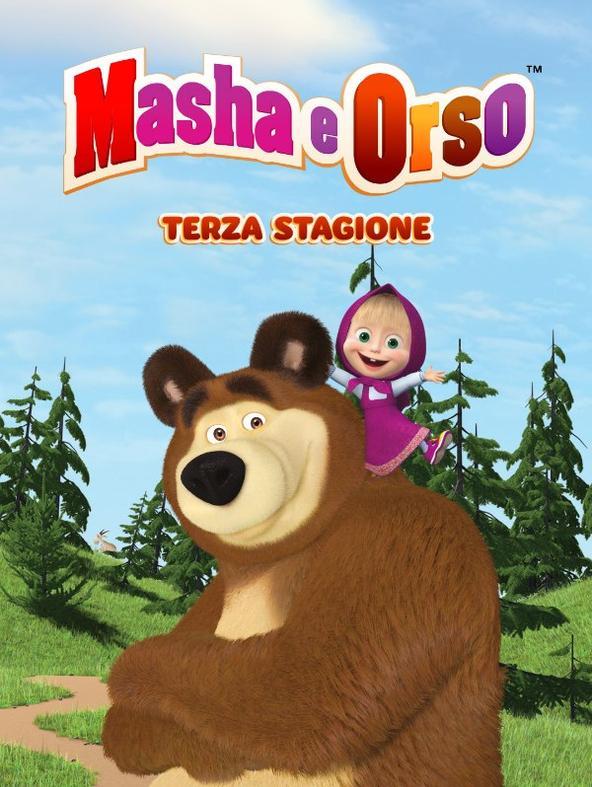 S3 Ep16 - Masha e Orso