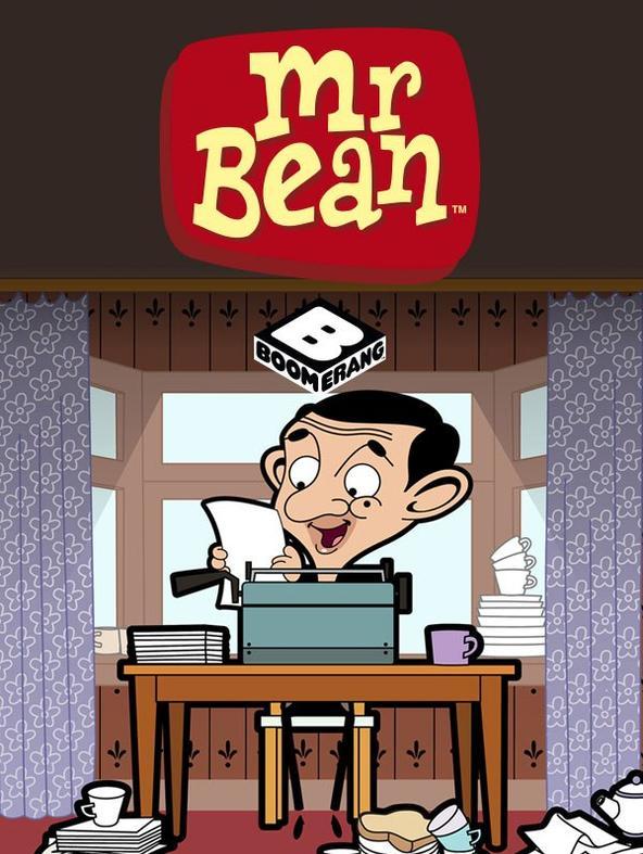 Mr. Bean gioca a golf