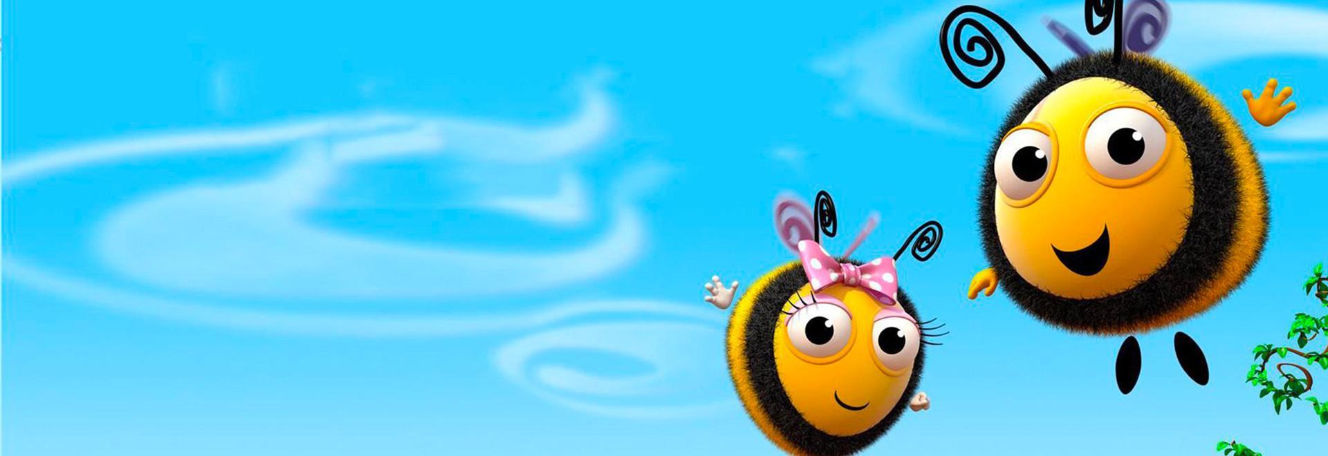 Un'ape al computer
