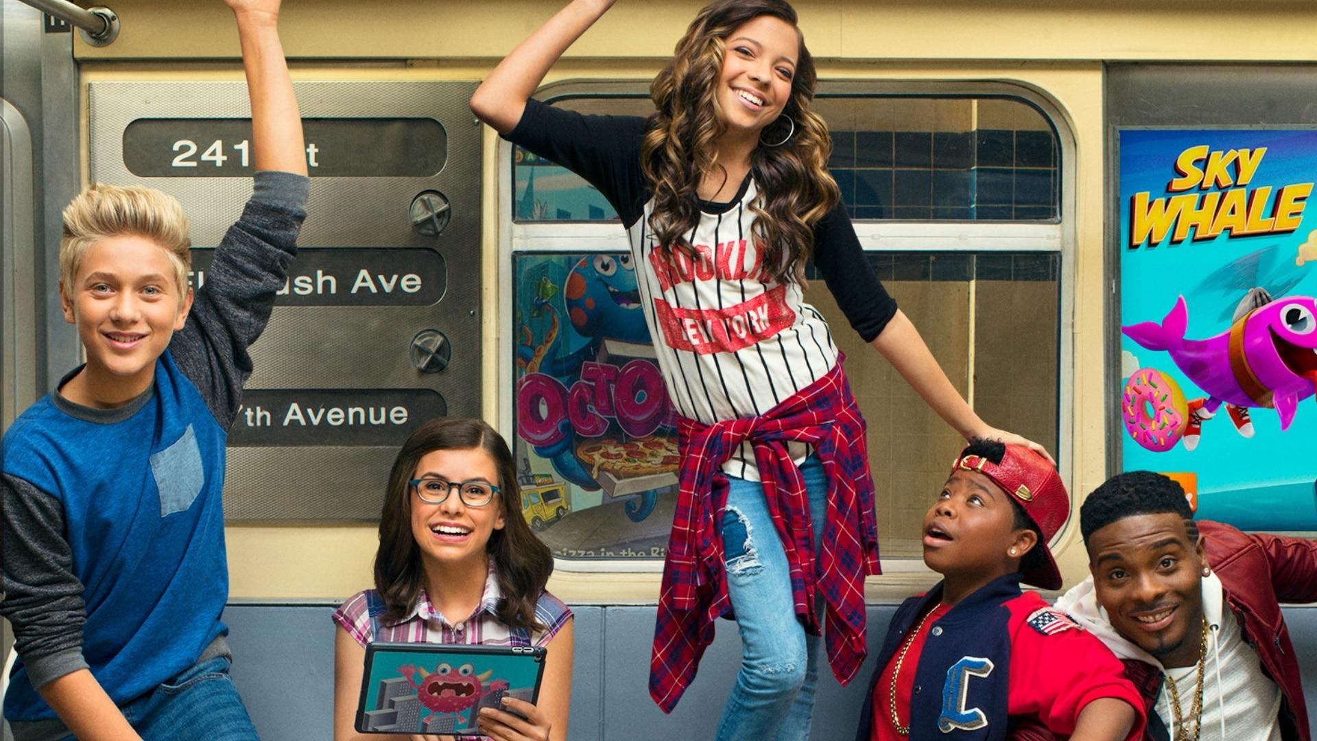 Super! Game Shakers