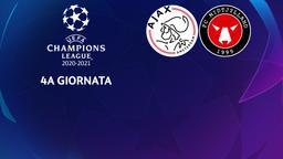 Ajax - Midtjylland. 4a g.
