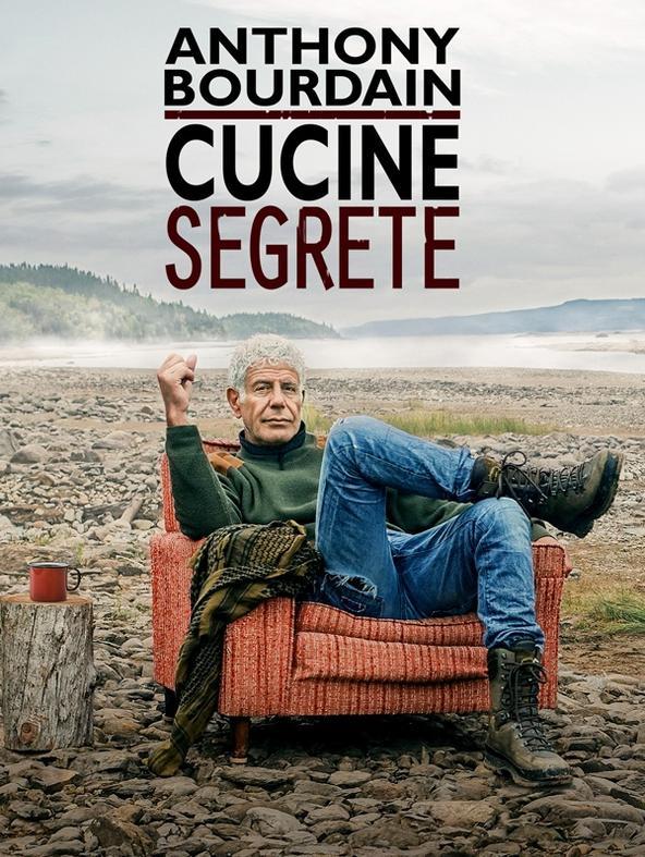 RED - Bourdain: Cucine segrete