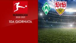 Werder Brema - Stoccarda. 10a g.