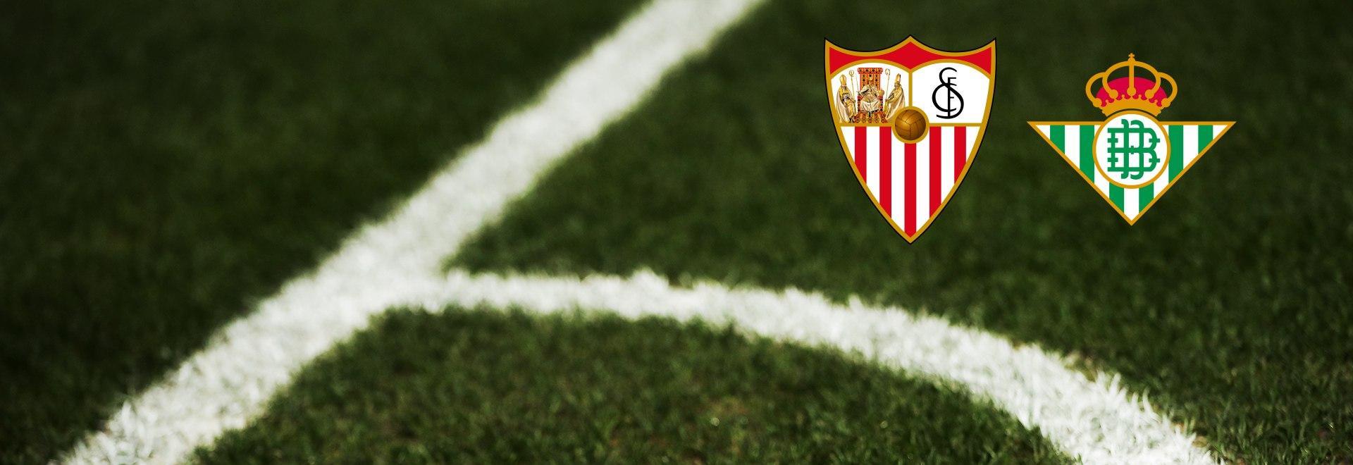 Siviglia - Real Betis. 28a g.