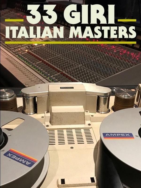 33 giri Italian Masters - Fabrizio  De Andre' - Le nuvole
