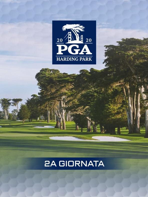 Golf: PGA Championship  (diretta)
