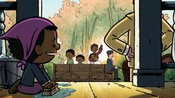 Io sono Harriet Tubman. 1a parte