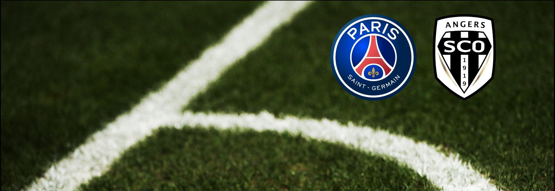 PSG - Angers. 6a g.