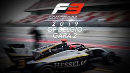 GP Belgio. Gara 2