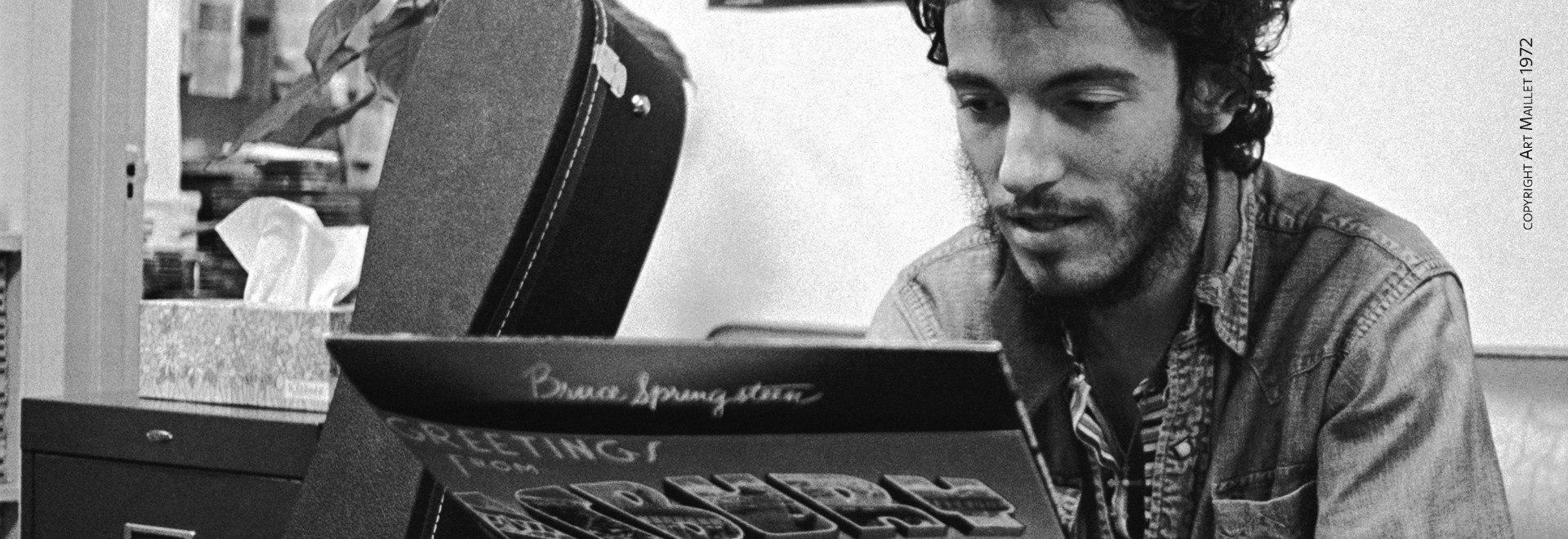 Bruce Springsteen - In His Own Words