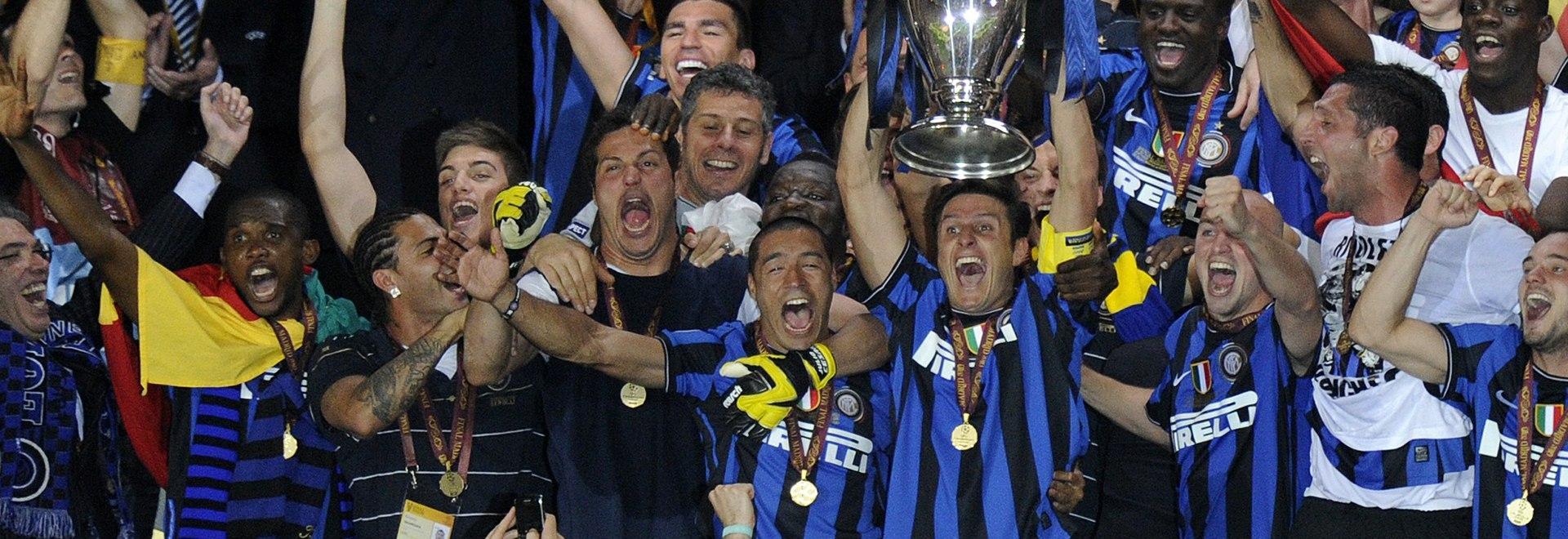 Road to Madrid Inter sul tetto d'Europa