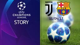 Juventus - Barcellona 11/04/17