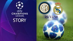 Inter - Real Madrid 25/11/98