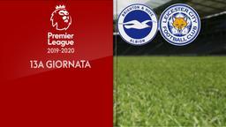 Brighton & Hove Albion - Leicester City. 13a g.