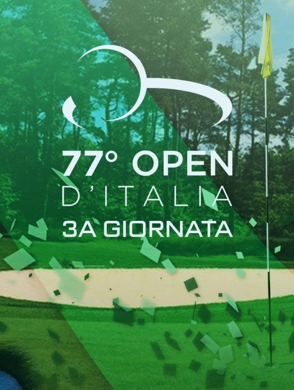 Golf: 77esimo Open d'Italia